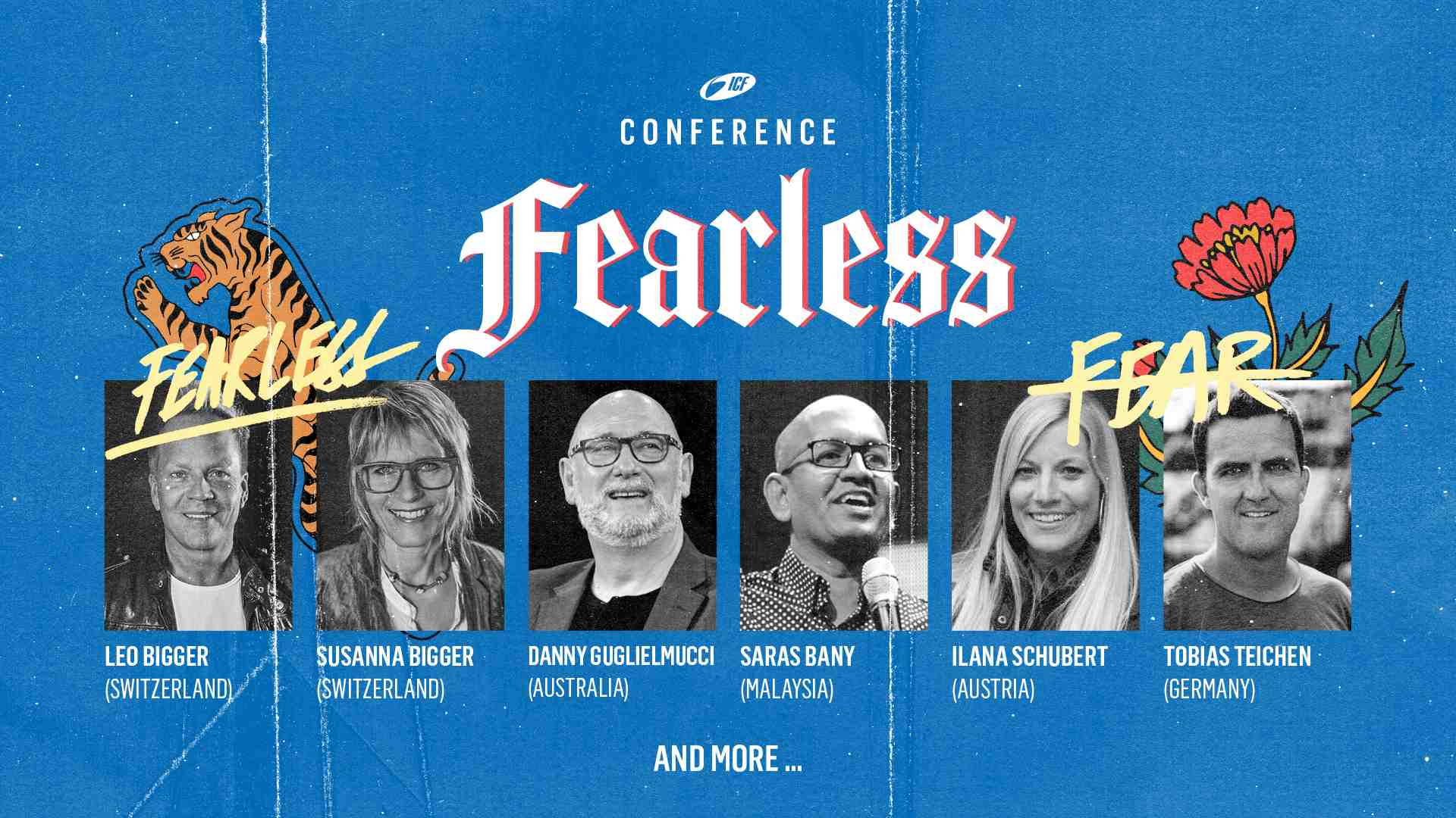 fearless konference