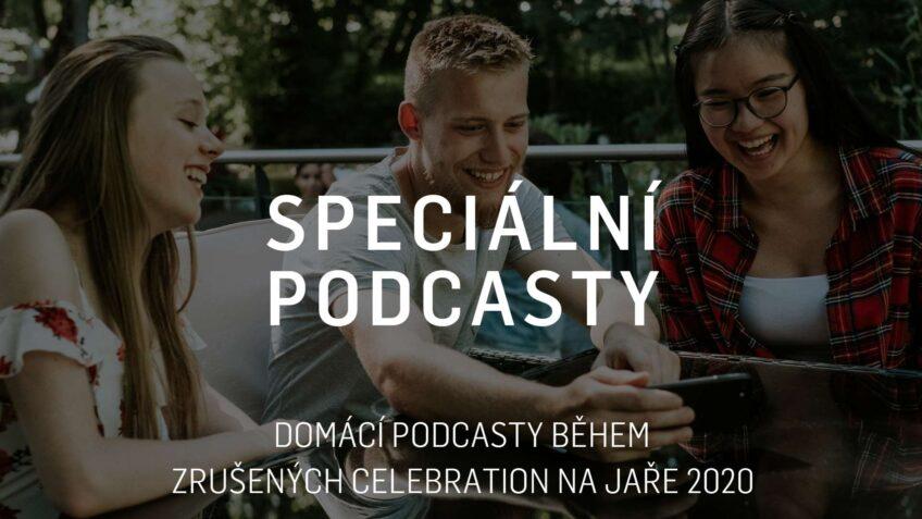 Speciální podcasty
